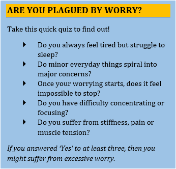 Plagued By Worry